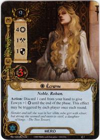 Eowyn card