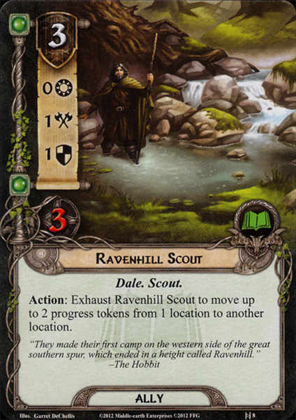 Ravenhill-Scout